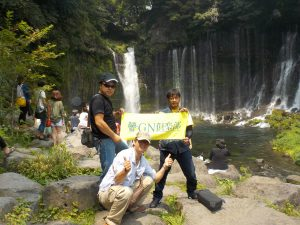 リレーで北海道~沖縄。ツーリングでつなぎましょう!【富士山編】