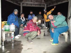 【関東】新春 無料キャンプ 1/16・17 & 芝山仁王尊参拝または昭和自販機レストランでおやつ