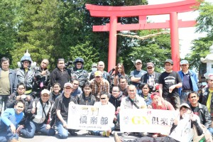 【関東】バイク神社で安全祈願!宇都宮餃子で満腹!その後ダッシュで登ろう二荒山神社ツー!