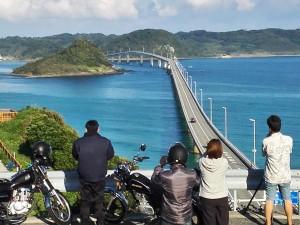 【九州・山口】角島キャンプツーリング