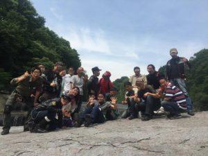 【関東】6/12 蕎麦に峠にお腹いっぱいツーリング in 群馬